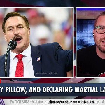 CEO Buddy To Trump Declare Martial Law