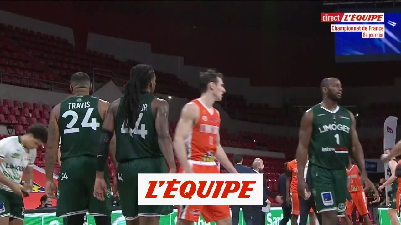 Le résumé de Le Mans-Limoges - Basket - Jeep Elite