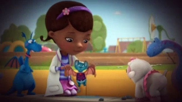 Doc McStuffins S03E05 The Flimsy Grumpy Bat Rockstar Ruby and the Toys