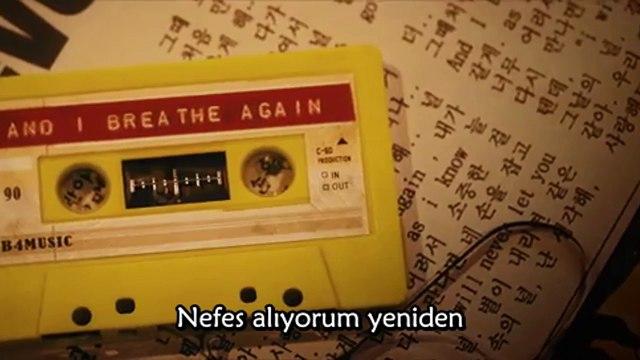 AleXa (알렉사) – 오랜만이야 (Never Let You Go) Türkçe Altyazılı // Turkish Sub