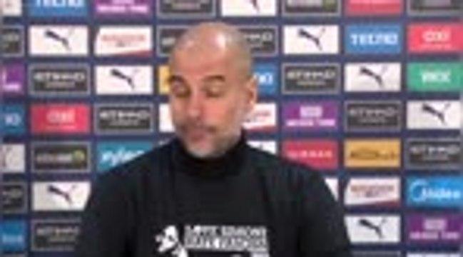 """19e j. - Guardiola : """"Crystal Palace défend très bien"""""""