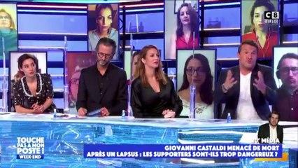 TPMP : Benjamin Castaldi s'inquiète pour son frère Giovanni, menacé de mort à cause d'un lapsus (vidéo)