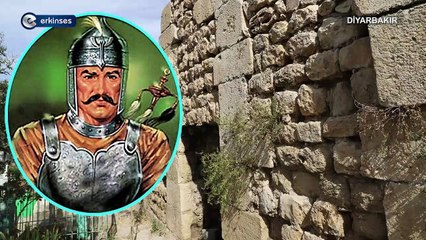 Anadolu Selçuklu hükümdarı Sultan 1. Kılıçarslan'ın kayıp mezarı Diyarbakır'da bulundu