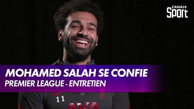 Mohamed Salah : l'interview
