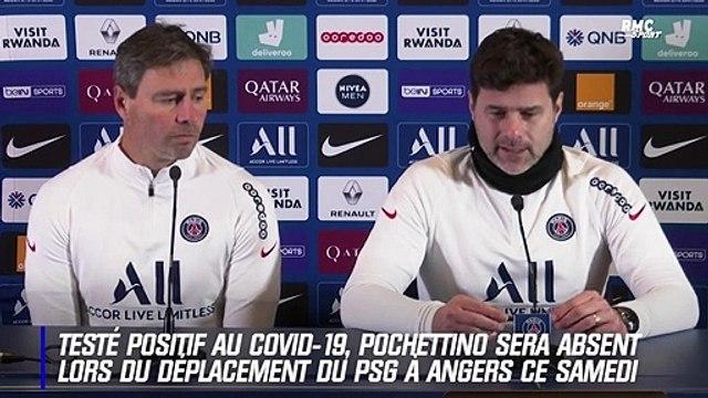 Ligue 1 : Le PSG veut enchaîner à Angers (mais fera sans Pochettino, testé positif au Covid-19)