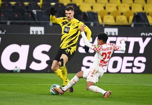 Bundesliga : La lanterne rouge tient tête à Dortmund