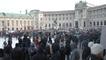 """Querdenker-Demo: """"Weil ich gegen die Maßnahmen bin"""""""