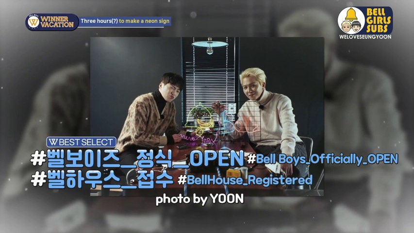 [ENGSUB] 210105 WINNER VACATION Bell Boys Episode 2