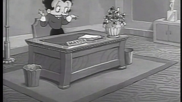 Betty Boop - The candid candidate (1937)