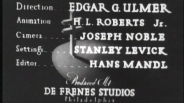 Goodbye, Mr. Germ (1940) Animation, Drama, Short-