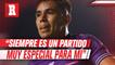 Efraín Velarde habló sobre lo que significa enfrentarse a Pumas