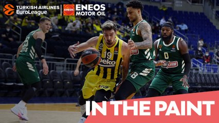 In the Paint | Fenerbahce tops Panathinaikos