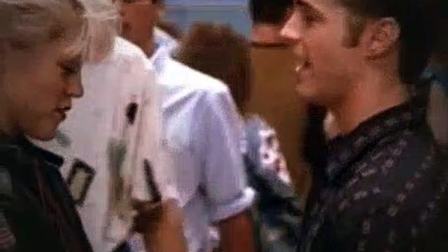 Beverly Hills 90210 Season 2 Episode 11 Leading From The Heart