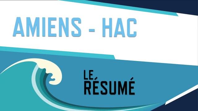 Amiens - HAC (0-0) : le résumé du match