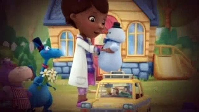 Doc McStuffins S03E07 Crash Course Luna on the Moon