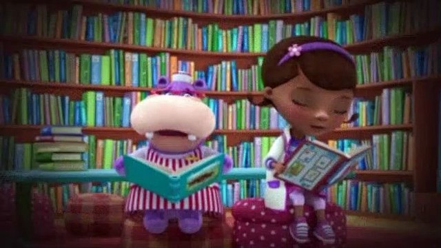 Doc McStuffins S04E28E29 Mole Money Mole Problems Yip Yip Boom