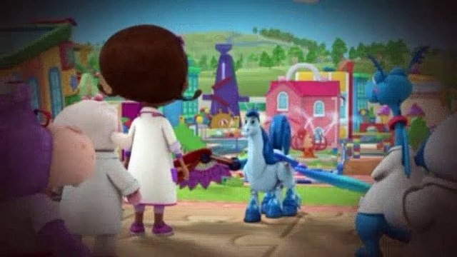 Doc McStuffins S04E30E31 Get Well Gus Gets Well Triceratops Trouble
