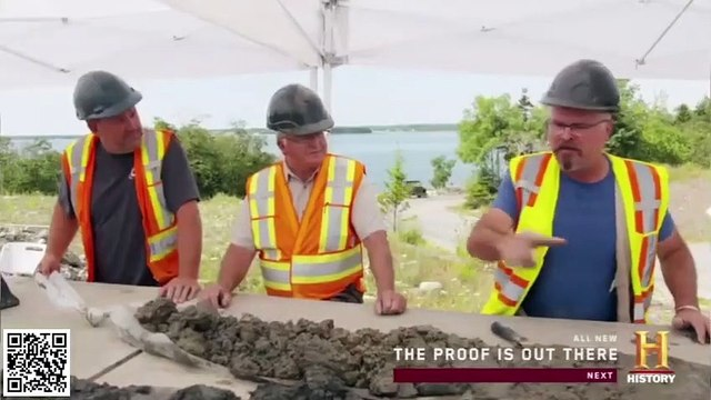 The Curse of Oak Island S08E10 Connecting the Lots (January 12, 2021)