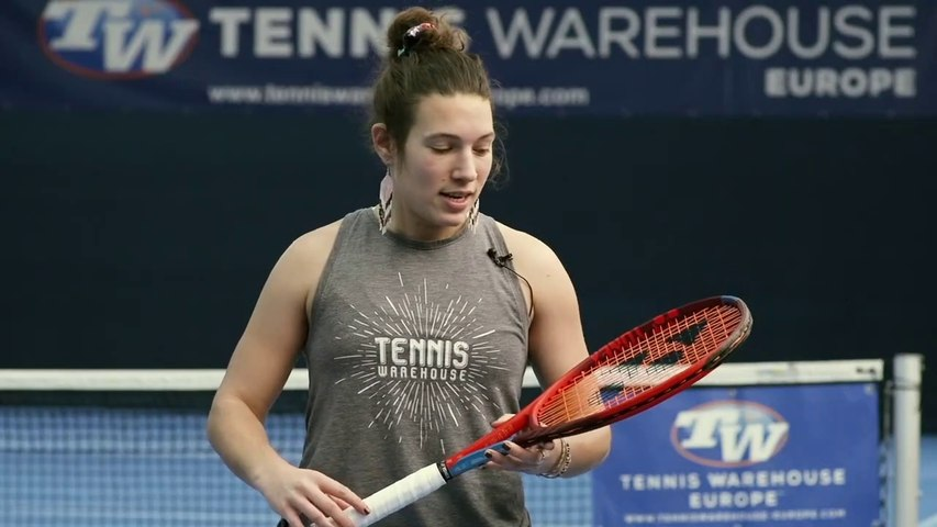Tennis Test Matériel - On a testé pour vous la Yonex Vcore 98 !
