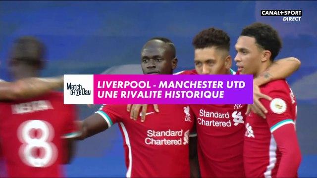 Liverpool - Manchester United : Une rivalité historique