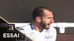 TOP 14 - Essai de Julien DUMORA (CO) - Montpellier - Castres - J3 - Saison 2020/2021