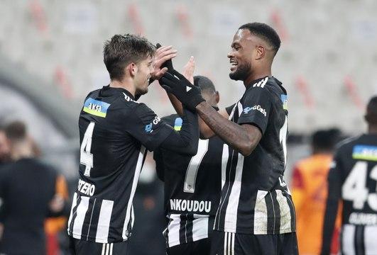 Turquie - Nkoudou et Besiktas domptent Galatasaray