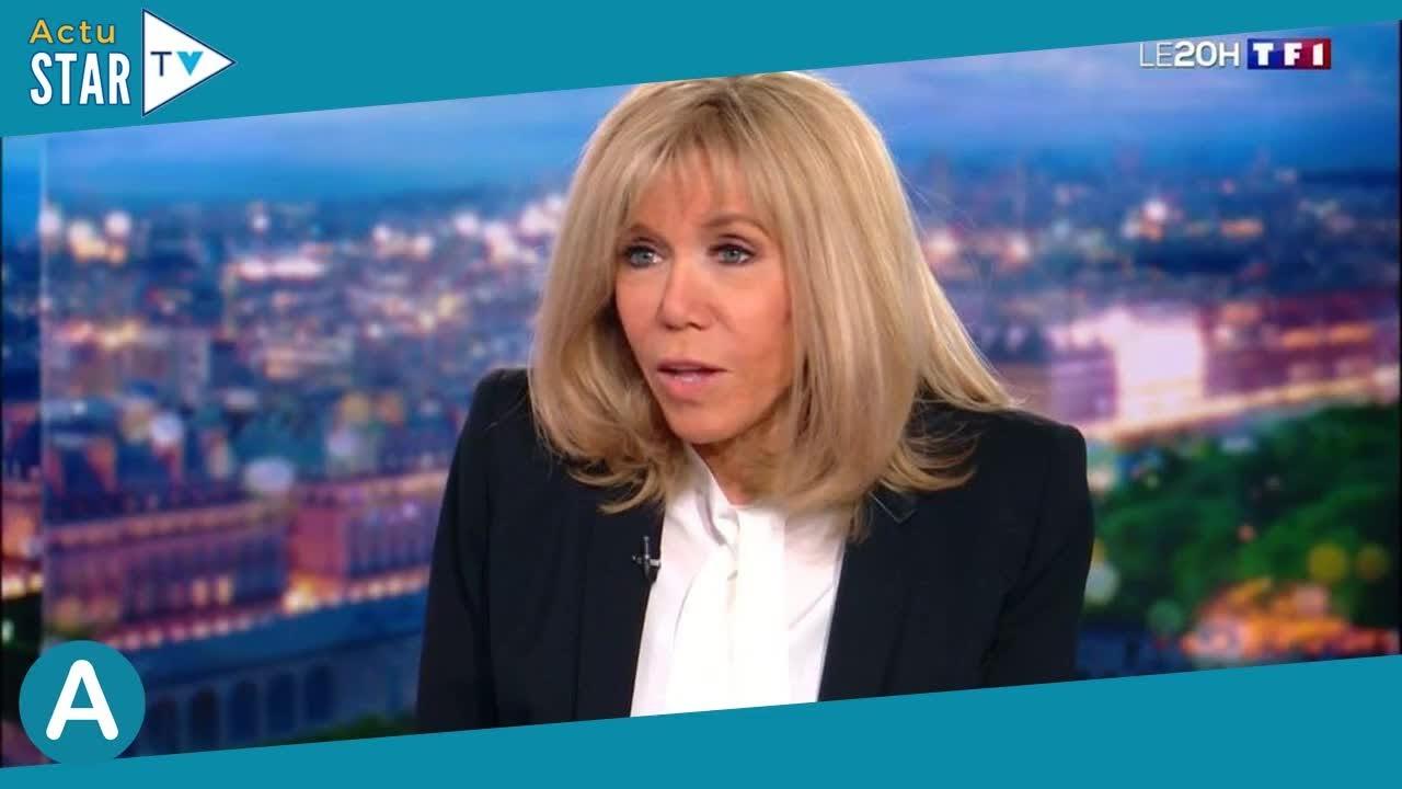 Brigitte Macron testée positive au Covid-19 : elle revient, pour la première fois, sur ses symptômes