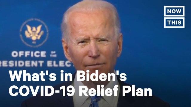 What's in Biden's 'American Rescue Plan'
