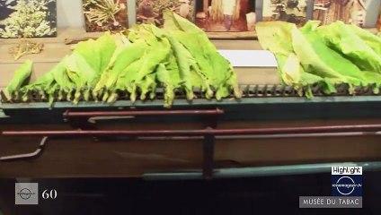 60 Sekunden im Tabakmuseum in Bergerac