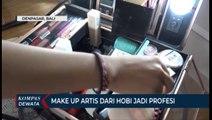 Inspirasi Anak Muda, Berawal Hobi, Sekarang Jadi Make Up Artis Profesional