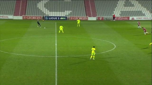 J20 Ligue 2 BKT : Le résumé vidéo de AC Ajaccio 1-0 SMCaen