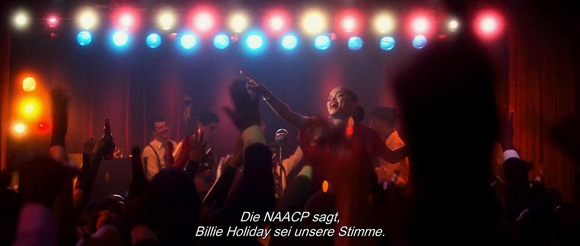 THE UNITED STATES VS. BILLIE HOLIDAY Film Trailer