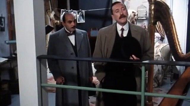 Poirot S01E02 Murder In The Mews 1989