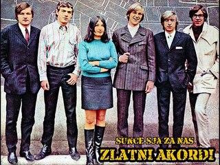 ZLATNI AKORDI - Sunce sja za nas (1968)