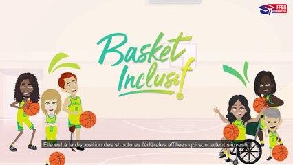 Basket Inclusif, accompagnement fédéral