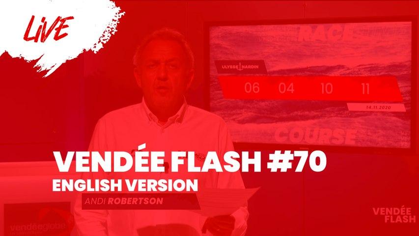 Vendée Flash #70 [EN]