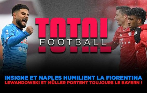 Total Football : L'Inter frappe fort, Naples régale, Jovic revit !