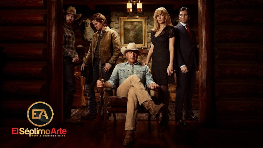 Yellowstone (Paramount Network) - Tráiler español (HD)