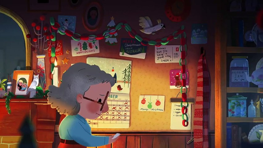 Stella: No One Should Be Alone at Christmas (Animated Short Film)