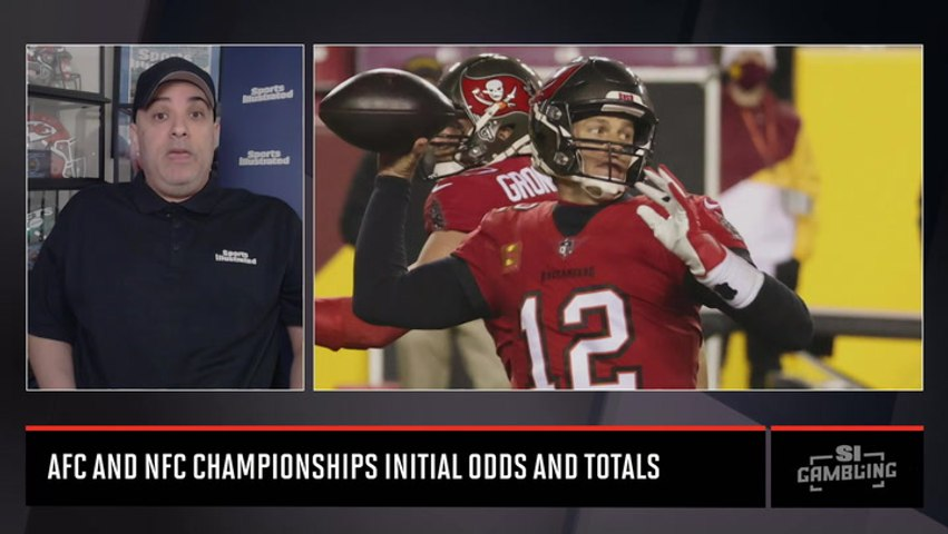 AFC and NFC Conference Championships: Betting Odds and Predictions