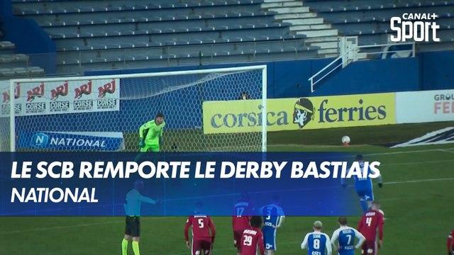 Le Sporting Bastia reprend la tête