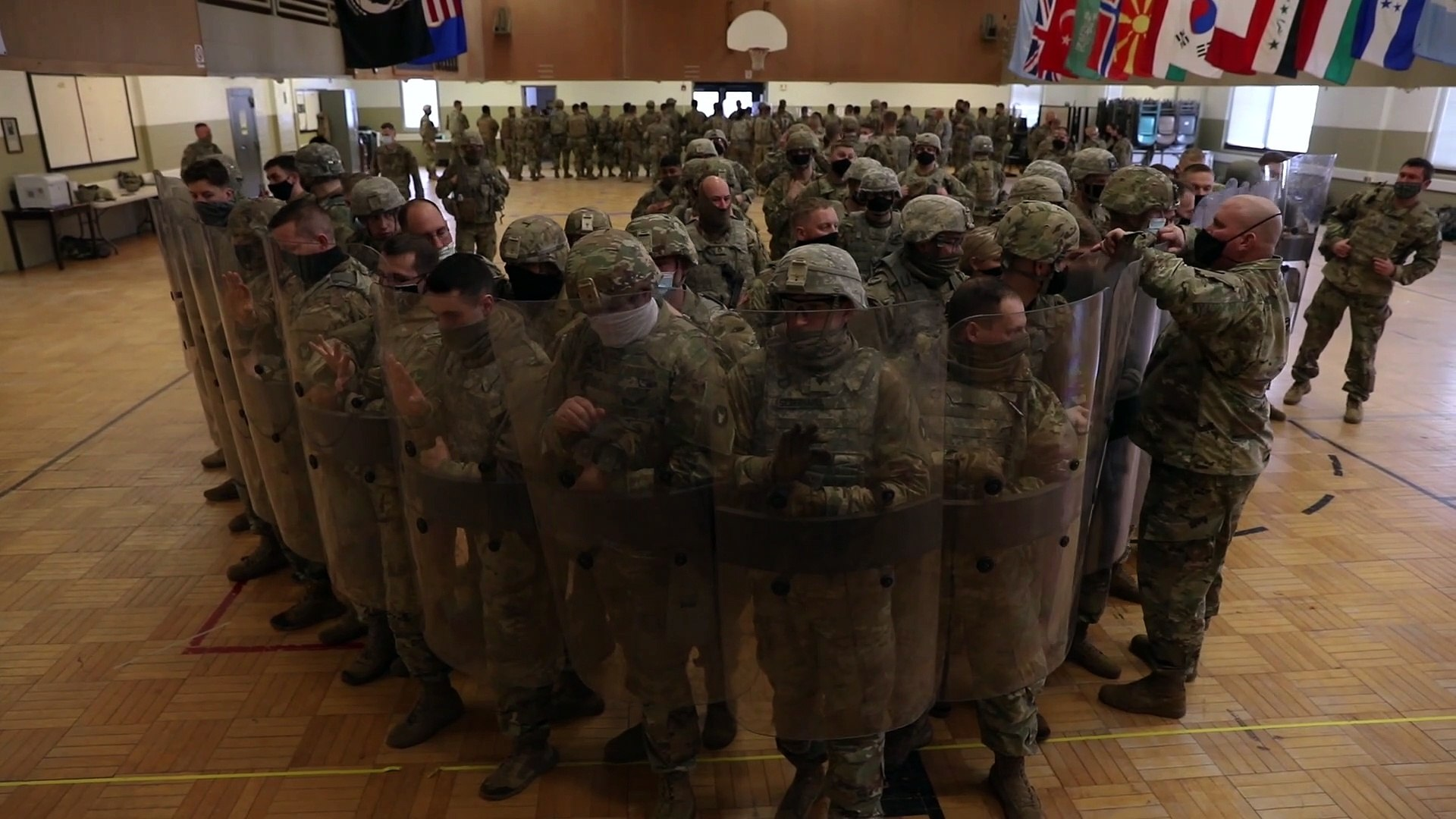 Minnesota National Guard • Support 59th Presidential Inauguration • 15 Jan 2020