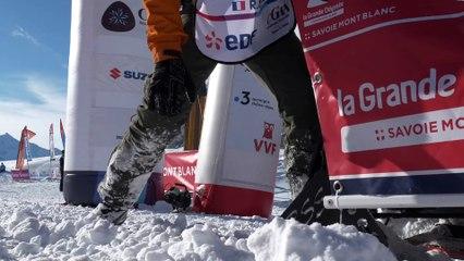 La Grande Odyssée Savoie Mont-Blanc - Les belles images de l'Etape 9  – Lundi 18 janvier – Aussois