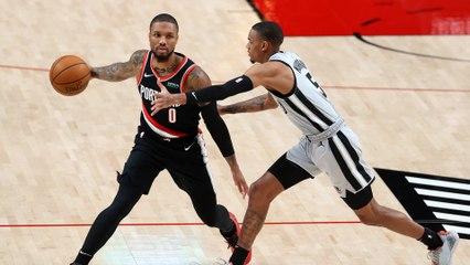 Game Recap: Spurs 125, Trail Blazers 104