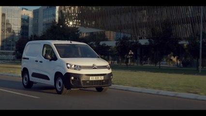 La nouvelle Citroën ë-Berlingo Van