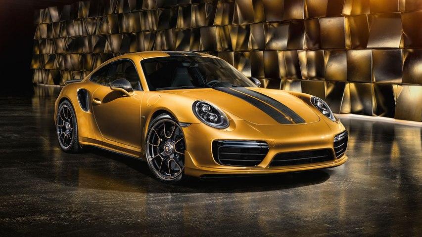 1 of 500: Der Porsche 911 Turbo S Exclusive Series ist der exklusivste Elfer der Neuzeit