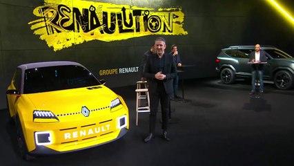 Renault R5 Prototype présenté par Gilles Vidal