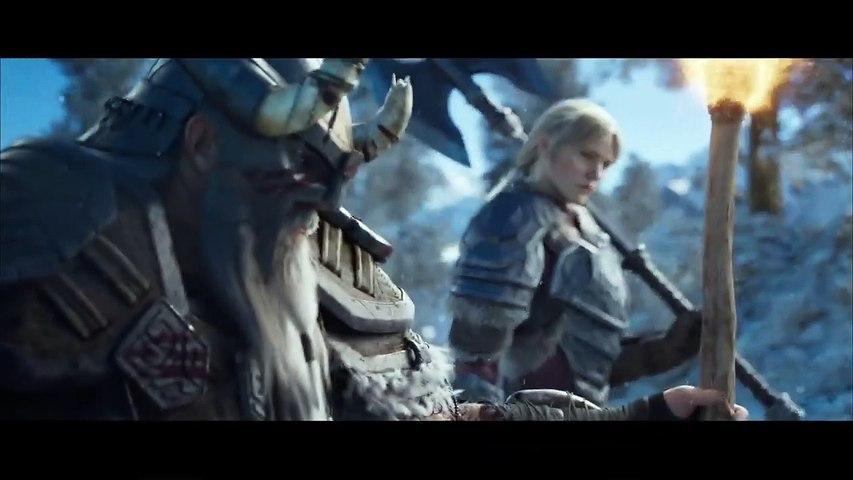 The Elder Scrolls Online - Greymoor video