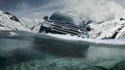Winter-Offroad-Fahrschule im Toyota Landcruiser Prado, J 15 - Wie geht's richtig bei Eis und Schnee?