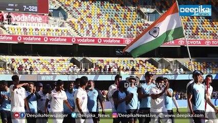 AUS v IND Fourth Test: India Seals Historic Wins 2021 ബ്രിസ്ബെനില് പുതു ചരിത്രമെഴുതി ഇന്ത്യ